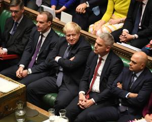 UK PM Boris Johnson sent a total of three letters to the President of the EC, Donald Tusk. Photo:...