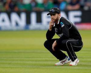 Kane Williamson. Photo: Reuters