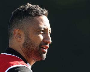 Benji Marshall. Photo: Getty Images