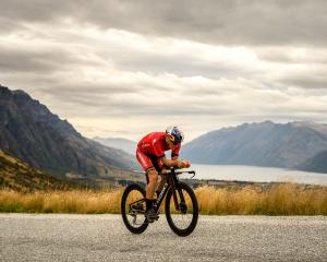 Wanaka triathlete Braden Currie will race in the Ironman World Championships in Kona on Sunday....