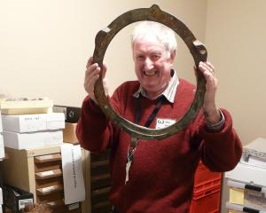 Owaka Museum manager Mike McPhee is pleased the museum's many archived artefacts will soon have...