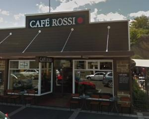 The true extent of Marley Dale Ferguson's thefts from Cafe Rossi in Alexandra are not known....