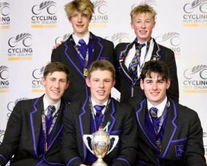 The CBHS under-20 road cycling team have won their age-group title for the second consecutive...