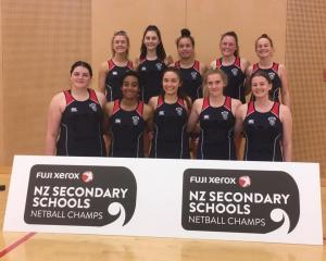 Christchurch Girls' High School finished eighth at the national tournament in Nelson.