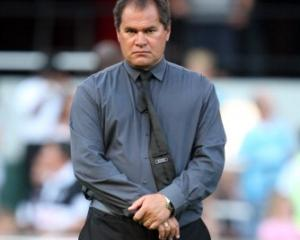 Chiefs coach Dave Rennie