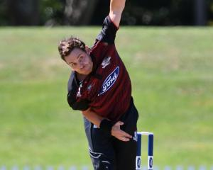 Ed Nuttal will be a key weapon in Canterbury's pace bowling stocks this summer.