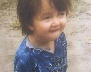 Three-year-old Fatima is among those alleged to have been killed in the raid. Photo: NZ Herald/file