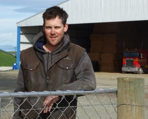 Glenavy-Waimate Young Farmers Club chairman and Multi Ag co-owner Scott Wilson says people in the...