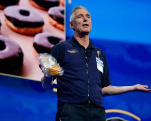 Greg Foran previously ran Walmart in the US. Photo: Getty Images