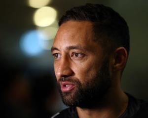 Benji Marshall. Photo: Getty