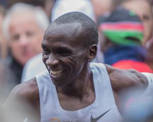 Eliud Kipchoge. Photo: Getty Images.