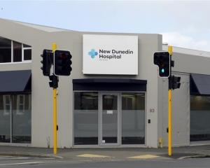 A building on the corner of Castle and St Andrews Sts is not the new Dunedin Hospital, as the...