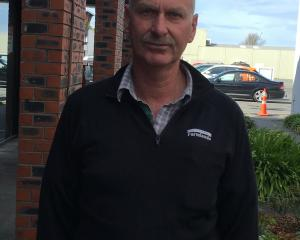 Malcolm Wyllie is looking forward to this year's Rangiora Show.