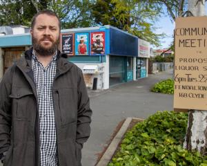 Community Action on Youth and Drugs senior project worker Paul McMahon does not want to see a...