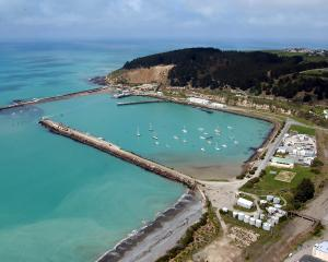 Oamaru Harbour. PHOTO: ODT FILES