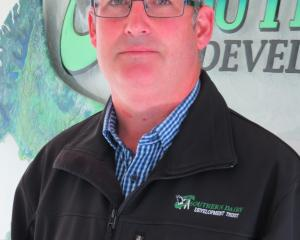 Southern Dairy Development Trust, (SDDT) chairman Tim Driscoll is keen to see the Southern Dairy...