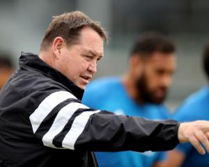 Steve Hansen. Photo: Getty Images