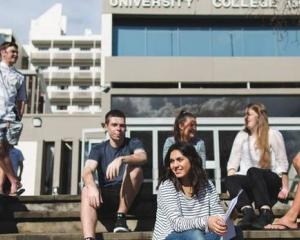 University College is Dunedin's biggest student hall of residence. Photo: Website