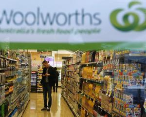 Woolworths may still suffer a New Zealand backlash. Photo by Reuters.