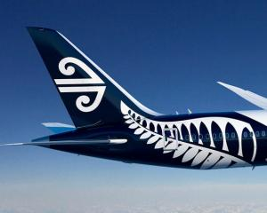 """Air New Zealand says """"flight schedule changes are now unavoidable"""". Photo: Supplied / Air New..."""