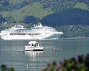 A report has found further research is needed to investigate whether cruise ship propellers and...