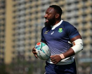 Springbok Tendai Mtawarira has retired from international rugby. Photo: Getty Images