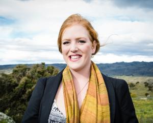 Central Otago Health Services Ltd physiotherapist and University of Otago doctoral student Sarah...