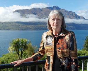 Chief Coroner Judge Deborah Marshall in Queenstown yesterday. PHOTO: GUY WILLIAMS