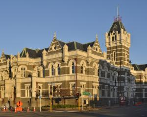 Dunedin District Court