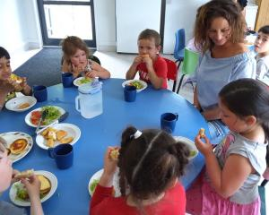 Kimihia Early Learning Centre will no longer provide daily lunches to children due to what it...
