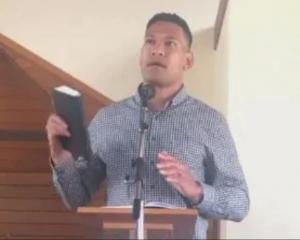 Folau claims same-sex marriage and abortion are to blame for Australia's bushfires. Photo: Facebook