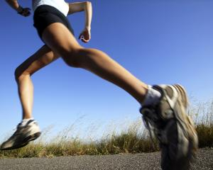 You do not have to run fast or far to reap the benefits. Photo: Getty Images