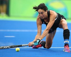 Kayla Whitelock will return to the Black Sticks. Photo: Getty Images