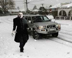 Bruce Noseferatu has called foul on 4WD owners