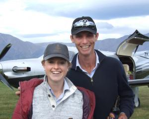 Zanda McDonald Award joint winners Shannon Landmark and Luke Evans have been visiting farms and...