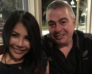 "Her husband ""really loved"" the All Blacks, Phim Kwan said of Kiwi Michael ""Murf"" Murphy, who died..."