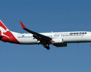 A Qantas flight from Christchurch to Brisbane was diverted to Auckland on Friday, the day before...
