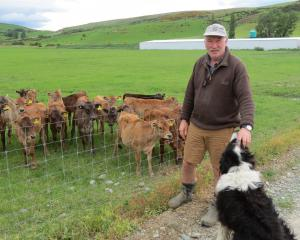 Dairy farmer Jim Andrew, of Dipton, has milked once a day full time for 10 years and has found it...