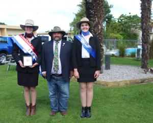 Young southern sheep and dairy judges did well at the Hawke's Bay Royal A&P Show in Hastings....