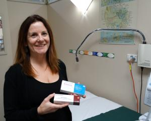 University of Otago Student Health practice nurse Melanie Philip says parents should consider...