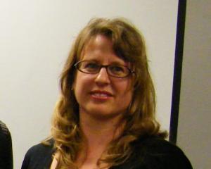 Pauline Dawson.