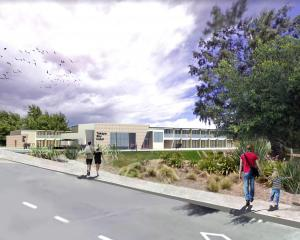 An artist's impression of the new Tekapo Sky Hotel.IMAGE: SUPPLIED