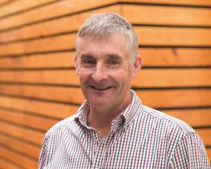 Wools of New Zealand executive director Mark Shadbolt. Photo: Supplied