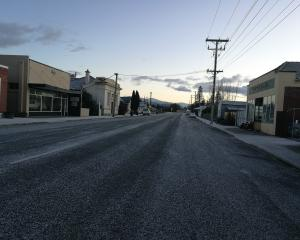 A cool start to the day in parts of Central Otago this morning. Photo: Alexia Johnston