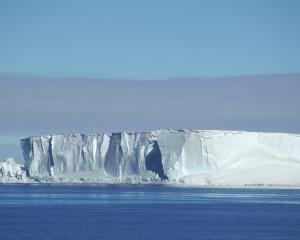 The melting of the Antarctic ice sheet would lessen rising temperatures but to the detriment of...