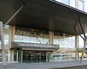 Christchurch City Council's financial rating has been upgraded to AA-. Photo: Geoff Sloan