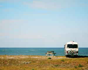 The new bylaw will ban freedom camping at 11 areas from December 18. Photo: Getty Images