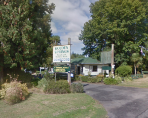Guan operated Golden Springs Holiday Park in Reporoa. Photo: Google Maps