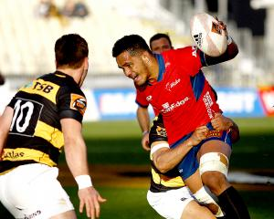 Sione Havili has a chance to make a big impression after the departure of three key loose...