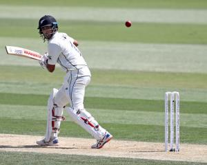 Jeet Raval has been out of form for the Black Caps. Photo: Getty Images